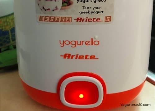 yogurtera ariete